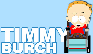 Timmy Burch
