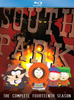 Blu-ray Cover 14. South Park Staffel