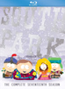 Blu-ray Cover 17. South Park Staffel