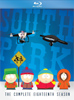 Blu-ray Cover 18. South Park Staffel