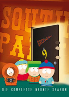 South Park Staffel 9 auf DVD