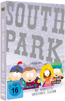 South Park - Die komplette 17. Season DVD Box