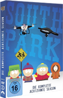 South Park - Die komplette 18. Season DVD Box