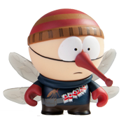 Kidrobot South Park Figur Clyde Mosquito