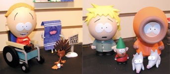 Mirage South Park Actionfiguren Serie 2