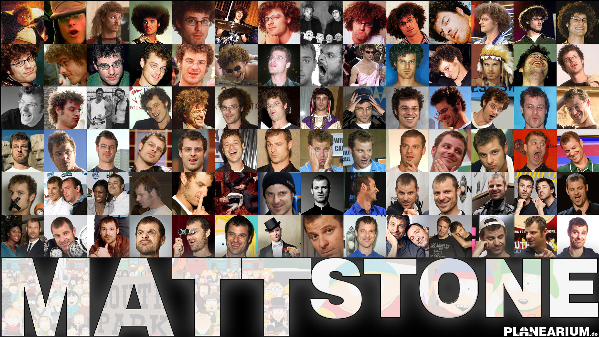 Matt Stone Wallpaper
