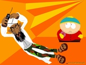 Osama Bin Laden South Park Wallpaper