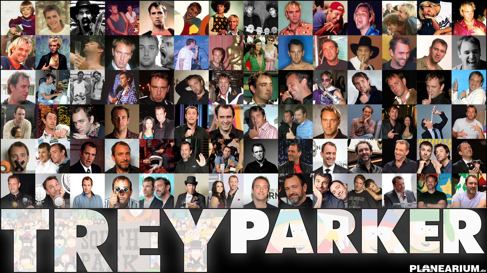 Trey Parker Wallpaper