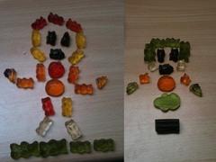 South Park Food Art