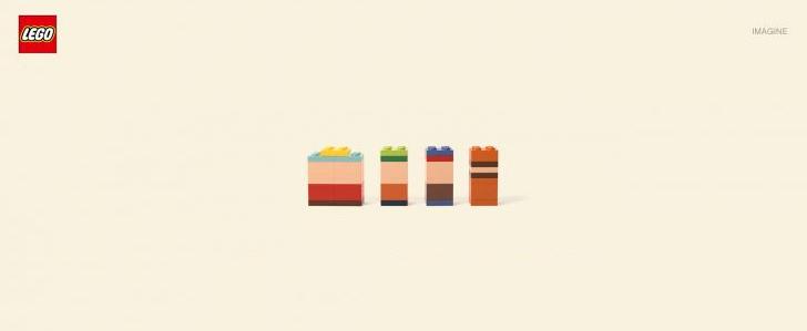 Neue Lego Kampagne mit South Park Figuren