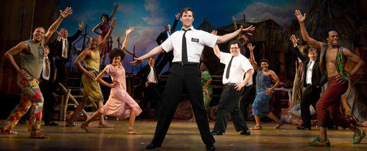 The Book of Mormon: Andrew Rannells als Elder Kevin Price