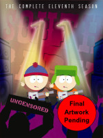 DVD Cover Vorschau South Park Season 11