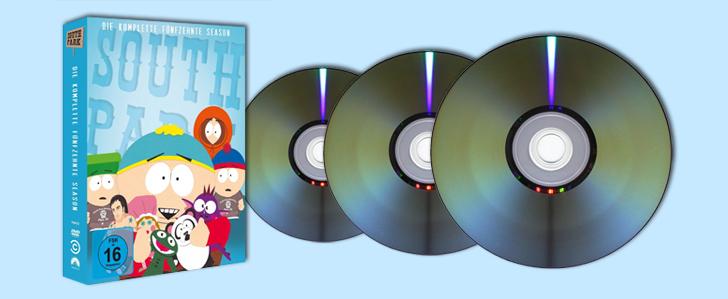 South Park: Die komplette fünfzehnte Season
