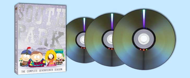South Park The Complete 17th Season
