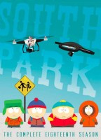 South Park Staffel 18 DVD Blu-ray