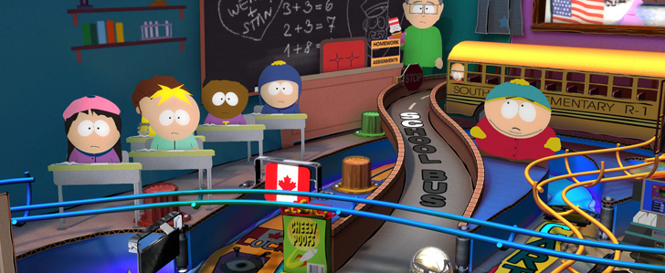 Zen Pinball FX South Park