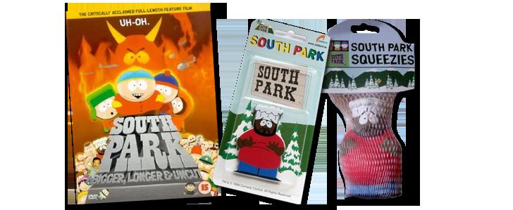 South Park Gewinnspiel Preise