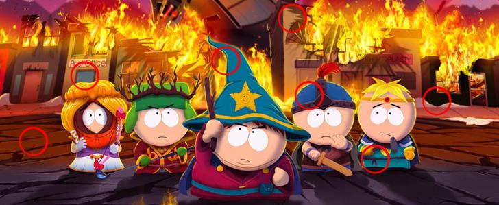 South Park Bilderrätsel Auflösung