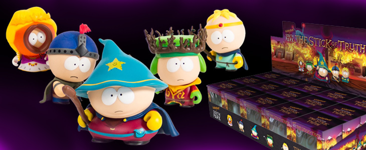KidRobot X South Park Stick of Truth Collectors Pack
