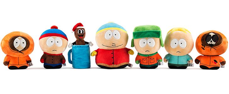 Kidrobot South Park Phunny Plush