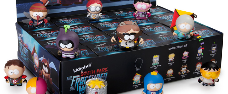 South Park The Fractured But Whole Blind Box Mini Series