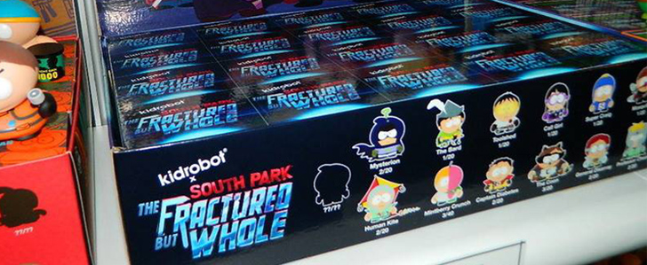 Kidrobot - South Park: The Fractured but Whole