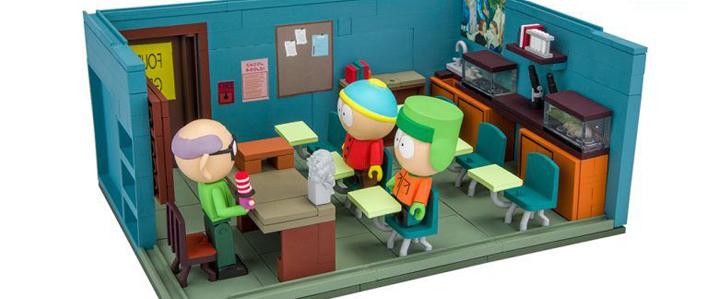 South Park Construction Sets
