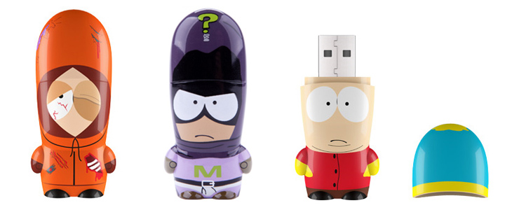 SOUTH PARK MIMOBOT USB-STICKS