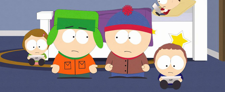 neue South Park Episode #rehash