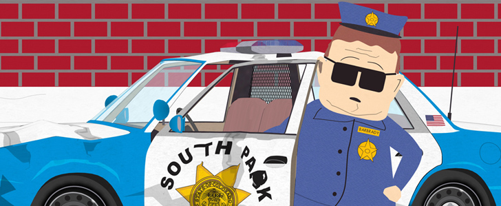 South Park S19E07 – Naughty Ninjas