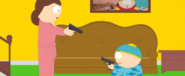 South Park S19E10 – PC Principal Final Justice
