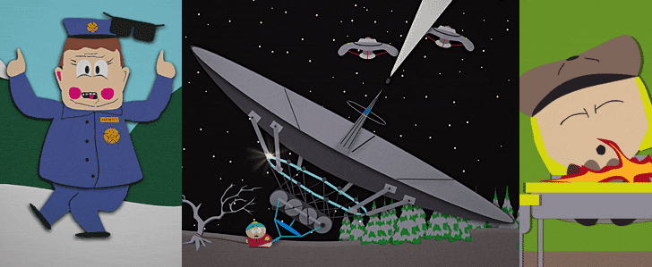 18 Jahre South Park