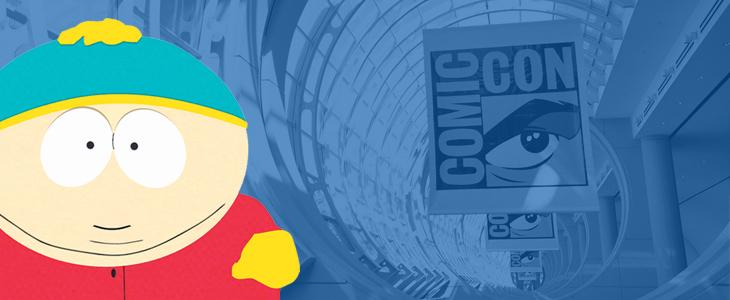 South Park at Comic-Con San Diegp 2016