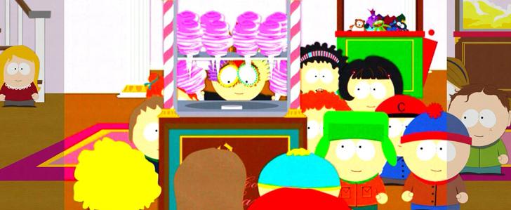 South Park HD Änderungen