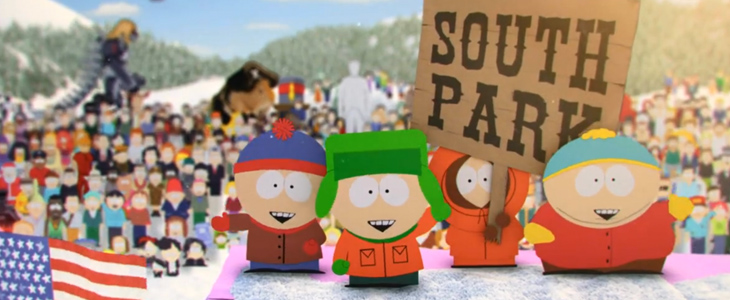 South Park Intro 17. Staffel
