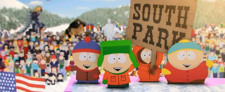 South Park Intro 17. Staffel