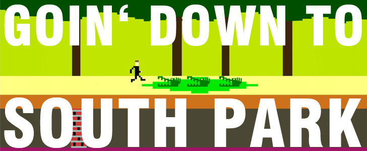 Goin down to South Park | Polyneux.de