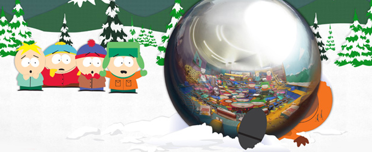 Zen Studios South Park Pinball
