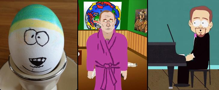 South Park Fan Art