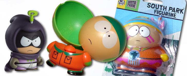 South Park Sammelfiguren
