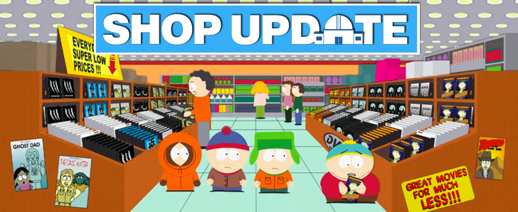 South Park Shop Update