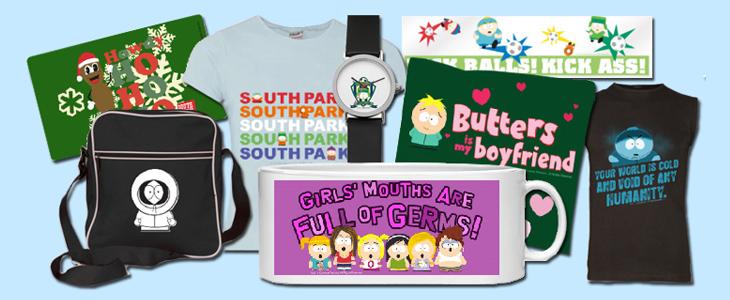 South Park Fanartikel