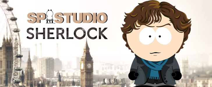 South Park Sherlock
