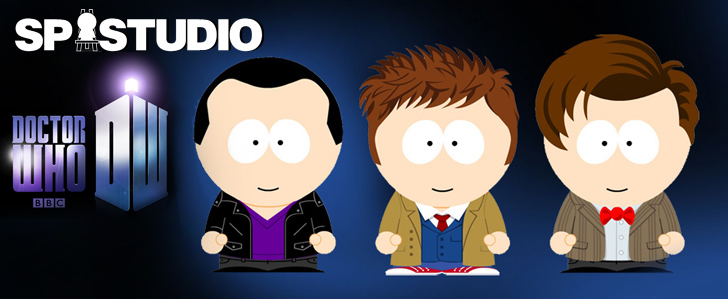 South Park Doctor Who