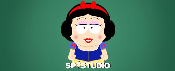 South Park Schneewittchen