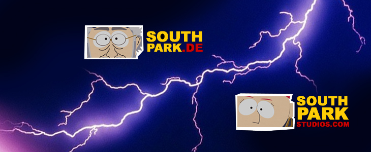 South Park im Internet