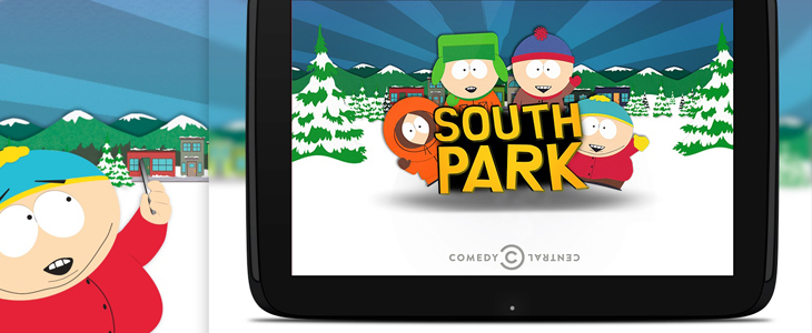 South Park App für Android und iOS
