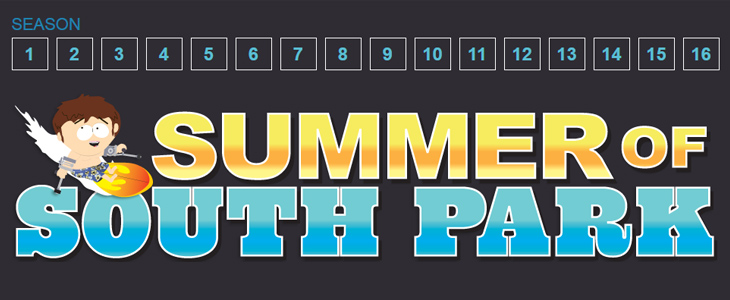 Summer of South Park Vote
