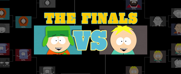 South Park Sweet 16 Finale