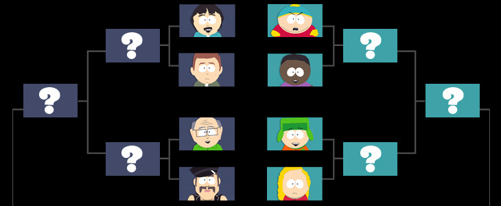 South Park Sweet 16